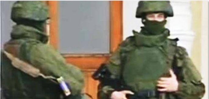 Kırım'da Radyo ve Televizyon Kurumu ele geçirildi