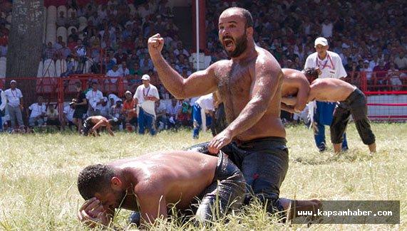 Kırkpınar başpehlivanlık'ta finalin adı belli oldu.Osman Aynur