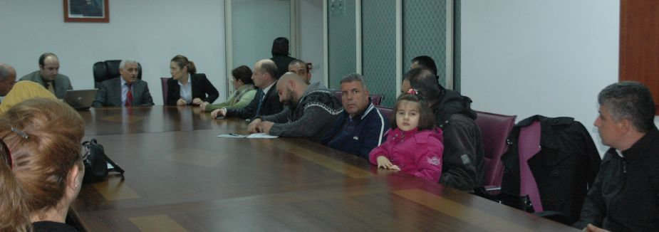 Kırşehir'de KOSGEB destekleri bilgilendirme