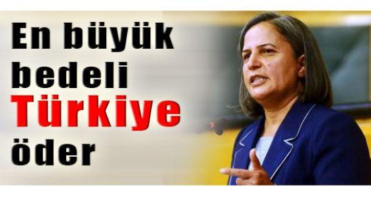 Kışanak: Türkiye Bedel Öder