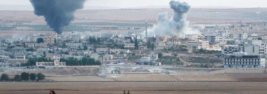 Kobani'de Dengeler Değişiyor...