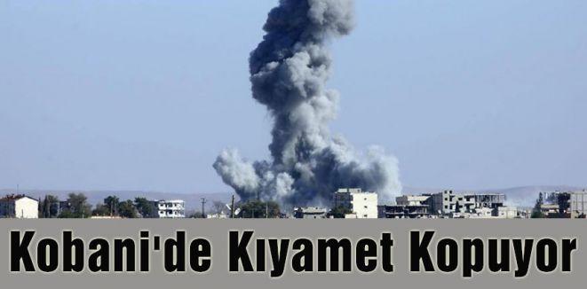 Kobani'de Kıyamet Kopuyor
