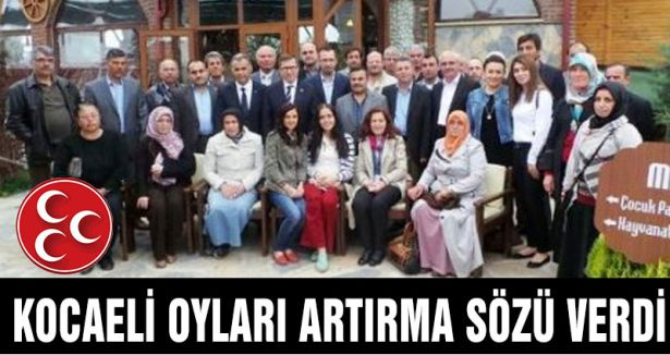 Kocaeli MHP'de genişletilmiş  istişare
