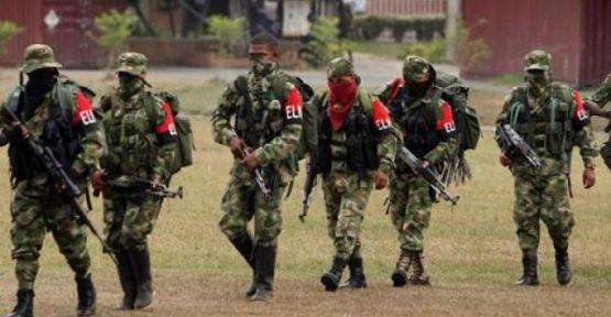 Kolombiya'nın Terör Örgütü Silahı Bıraktı