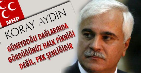 """Koray Aydın: """"Gezi'yi Bırak,İhanette Yeni Boyuta Bak!"""""""