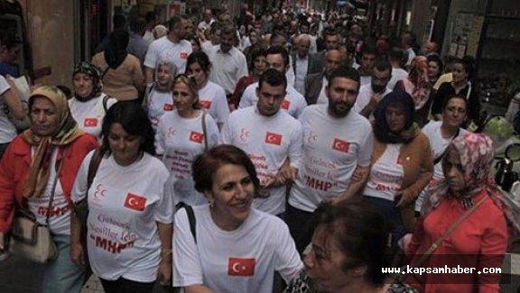Koray Aydın ve MHP Adaylarına Büyük İlgi