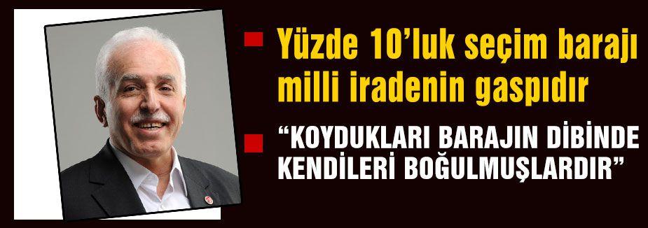 """""""KOYDUKLARI BARAJIN DİBİNDE KENDİLERİ BOĞULMUŞLARDIR"""""""