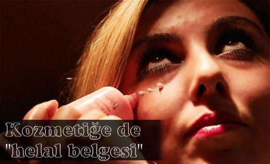 Kozmetikte Helal Belge...