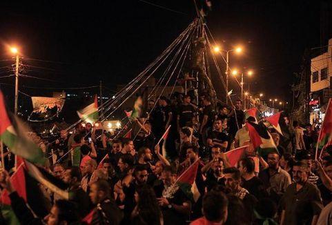 Kudüs'te 3'üncü intifada sesleri