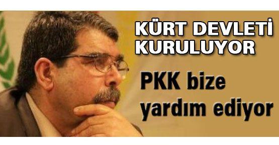 Kürt Devleti Kuruluyor...