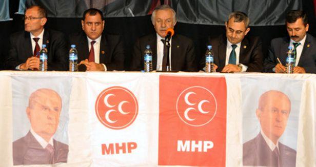 Kütahya MHP Başkanını Seçti