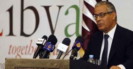 Libya Başbakanı Zeydan Serbest...