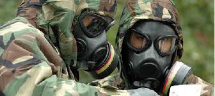 Libya'daki kimyasal silah