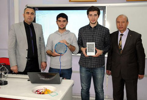 Liseli mucitler ABD'de Türkiye'yi temsil edecek...