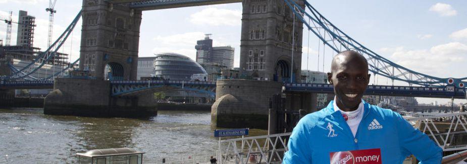 Londra Maratonu'nda rekor kırıldı...