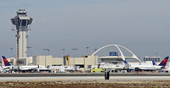 Los Angeles Havaalanı'nda silahlı saldırı