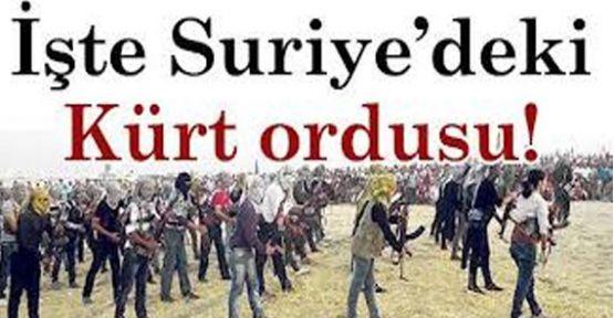Lozan'da Olmayan bir Kürt Devleti Kuruluyor
