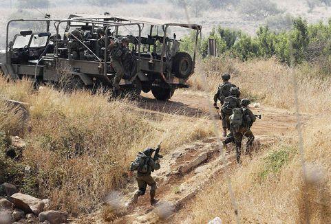 Lübnan-İsrail sınırında çatışma