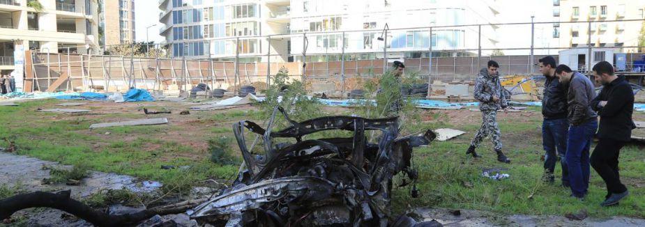Lübnan'da bombalı saldırı...
