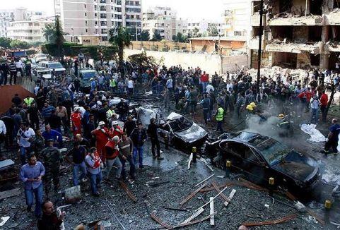 Lübnan'daki saldırı zanlısı gözaltında öldü