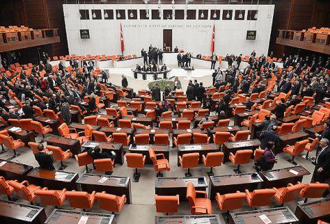 Madencilik yasa tasarısı Meclis'te...