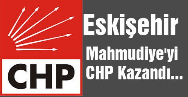 Mahmudiye'yi CHP Adayı Kazandı...