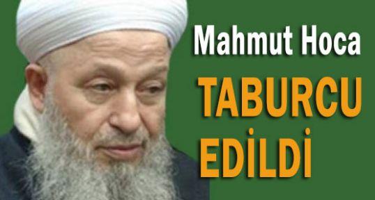 Mahmut Hoca Taburcu Edildi...