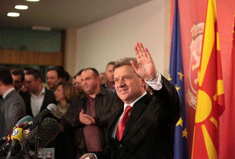 Makedonya'daki seçimlerde ilk sonuçlar...