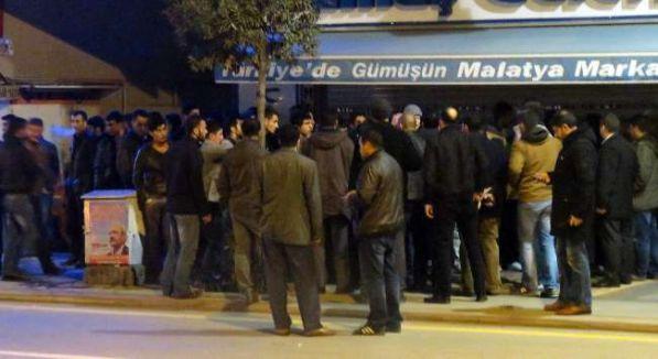 Malatya'da Ülkücü- BDP gerginliği