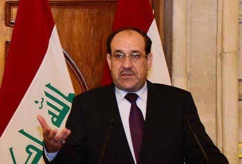 Maliki'den terör suçlaması