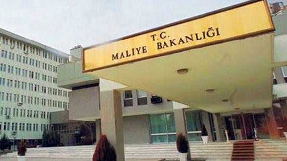 Maliye Bakanlığı'nda Atama...
