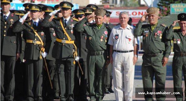 Manavgat'ta 30 Ağustos Zafer Bayramı'nın 93. yıldönümü