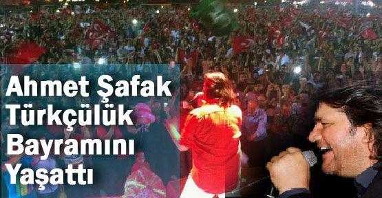 Manavgat'ta Ahmet Şafak Rüzgarı...