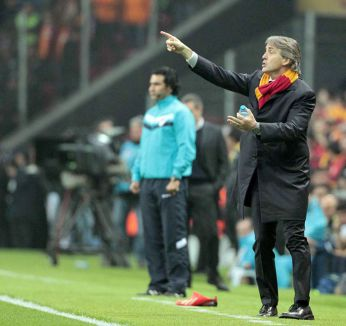 Mancini: Daha iyi mücadele ettik