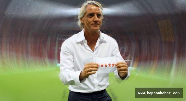 Mancini'ye dört yıldızlı jest