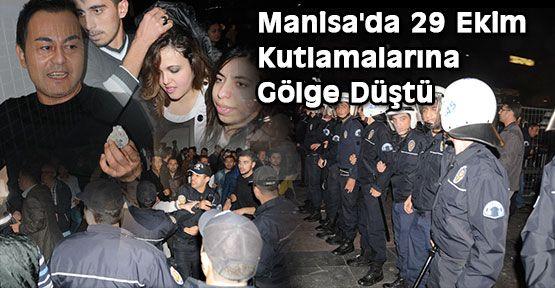 Manisa'da 29 Ekim  Kutlamalarına Gölge Düştü