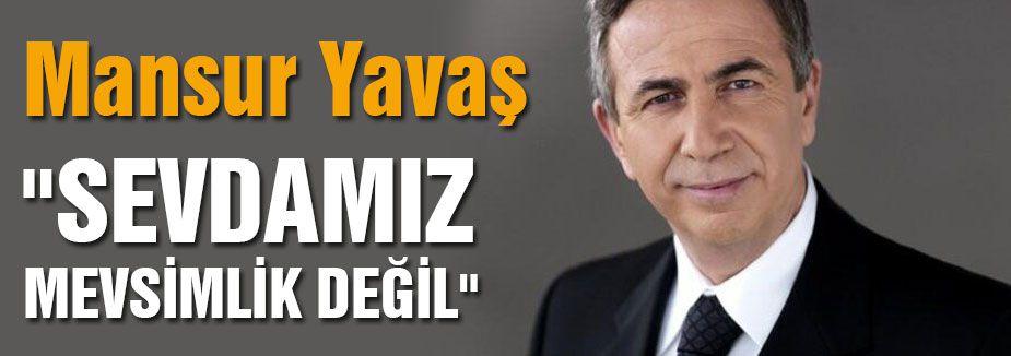 Mansur Yavaş, Twitter hesabından bir mektup paylaştı.