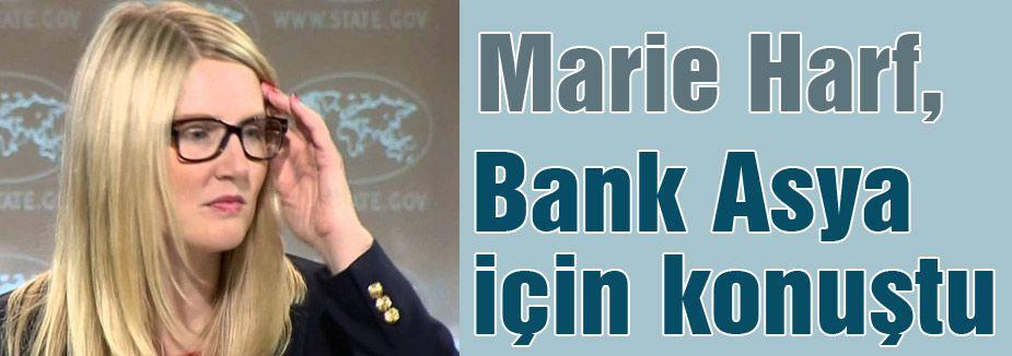 Marie Harf, 'Bu bir Türk sorunu'