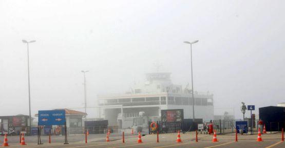 Marmara Denizi'nde şiddetli rüzgar...