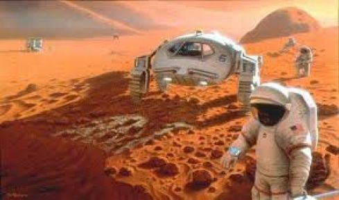Mars Yolcusu 11 Çılgın Türk...