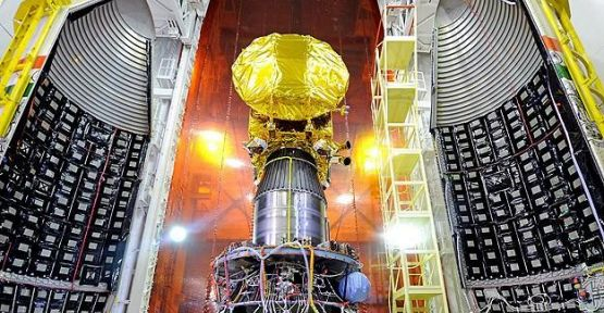 Mars'a insansız uzay aracı...