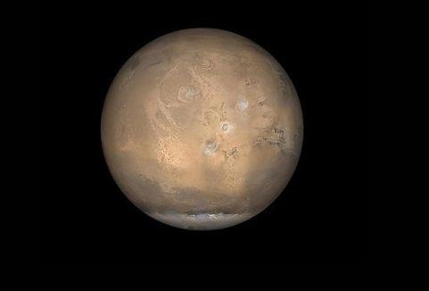 Mars'ı