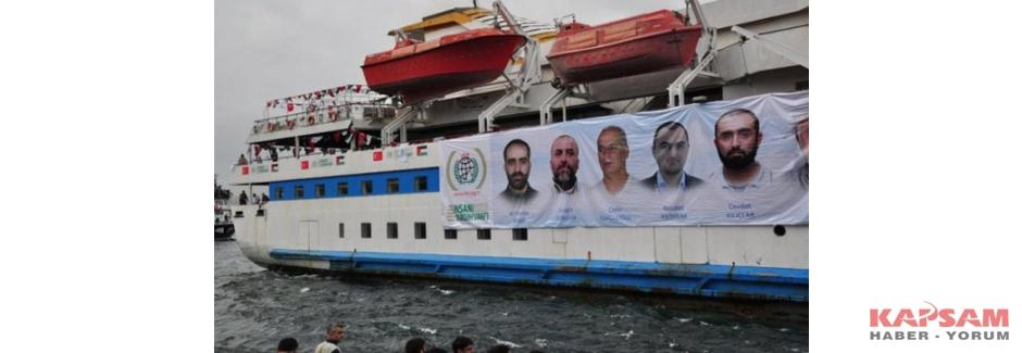 Mavi Marmara davasında kırmızı bülten kararı