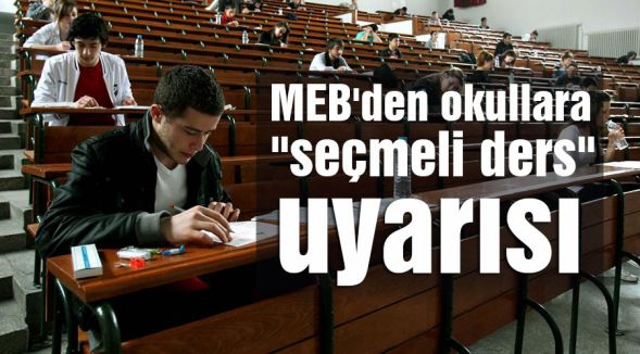 MEB'den