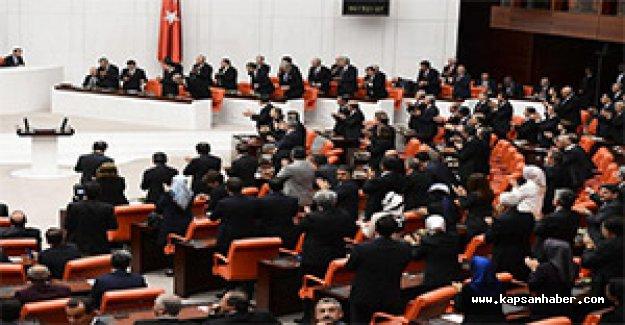 Meclis, yeni başkanını seçiyor