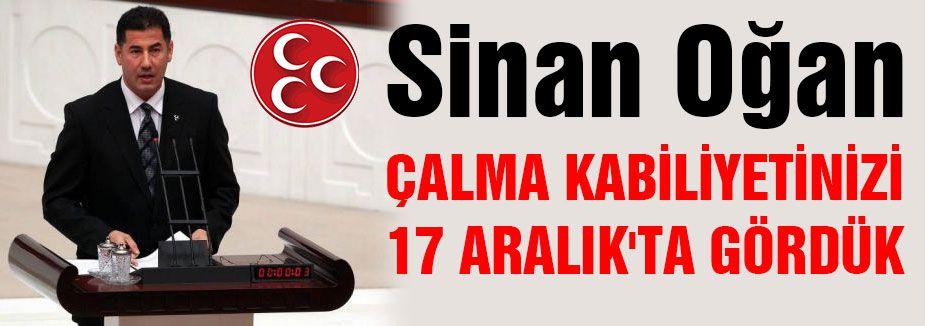 Meclis'te Sinan Oğan ve Mehmet Metiner Gerginliği...
