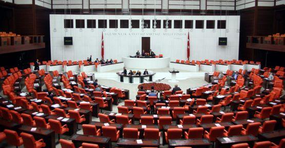 Meclis'teki parti sayısı 5'e çıktı