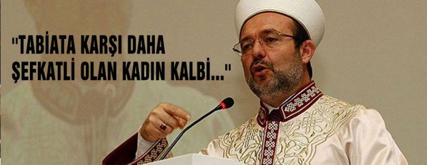Mehmet Görmez: 'Yakışmıyor'