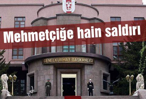 Mehmetçiğe Kızıltepe'de Saldırı!