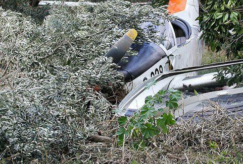 Meksika ve Finlandiya'da uçak düştü